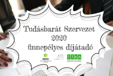 Tudasbarat_Szervezet_2020_dijatado_videos_osszefoglalo